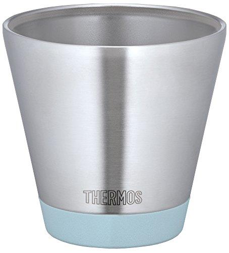 サーモス 真空断熱カップ JDD-400-BL [ブルー]
