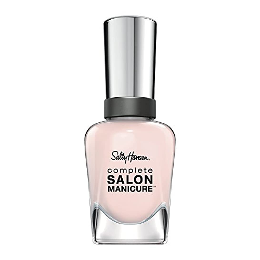 誠実天使有望SALLY HANSEN COMPLETE SALON MANICURE NAIL COLOR #340 SWEET TALKER