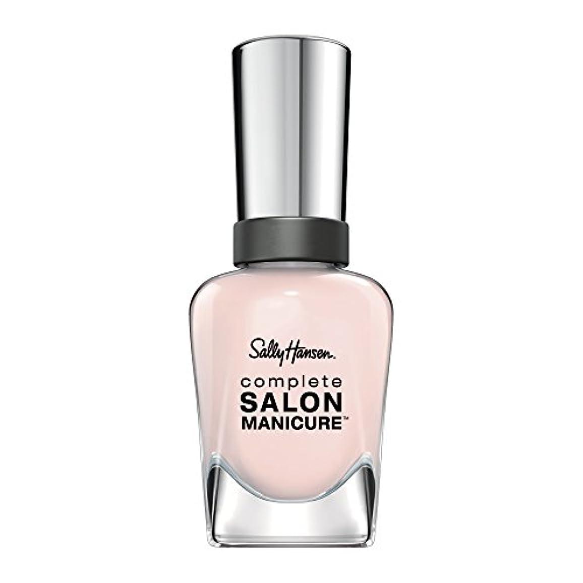 SALLY HANSEN COMPLETE SALON MANICURE NAIL COLOR #340 SWEET TALKER