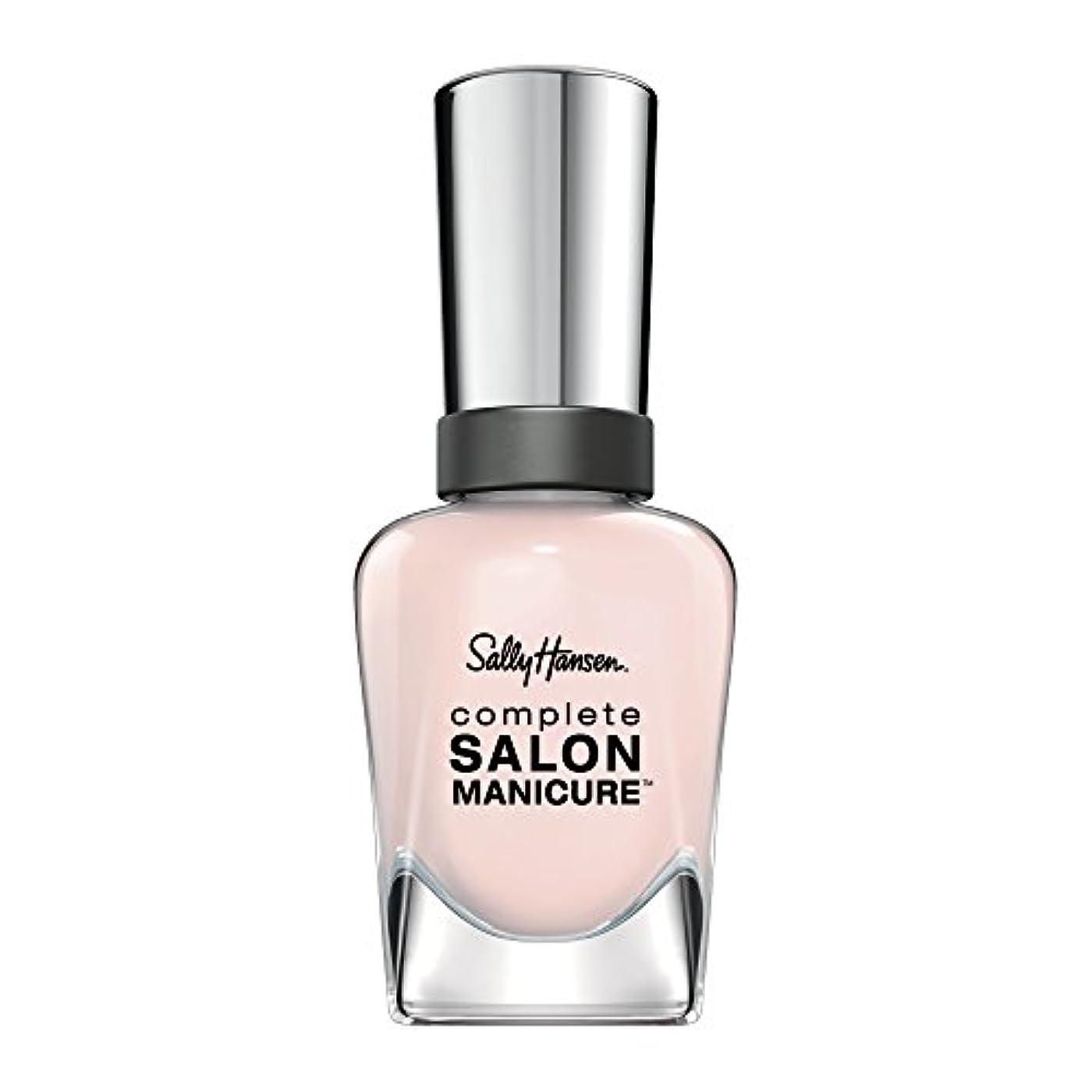 また一握り幹SALLY HANSEN COMPLETE SALON MANICURE NAIL COLOR #340 SWEET TALKER