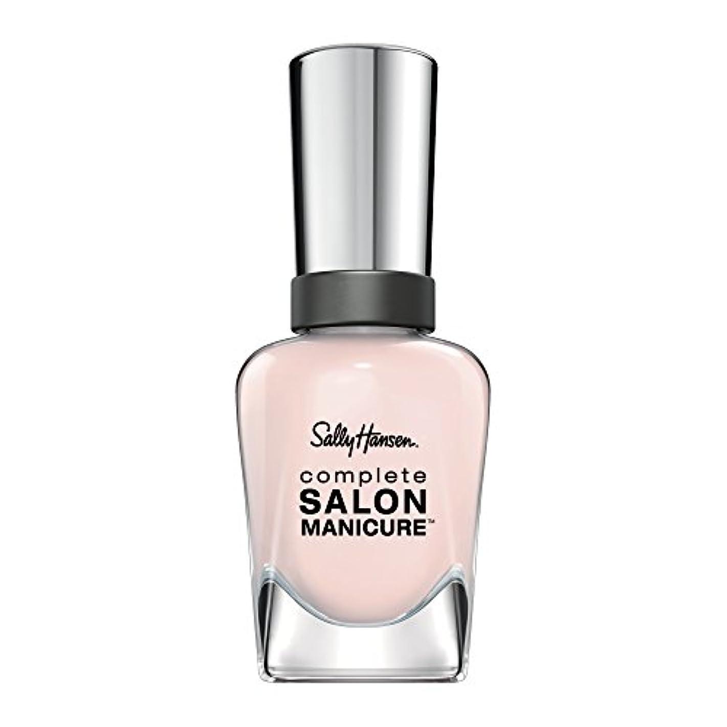 中級特別な外出SALLY HANSEN COMPLETE SALON MANICURE NAIL COLOR #340 SWEET TALKER
