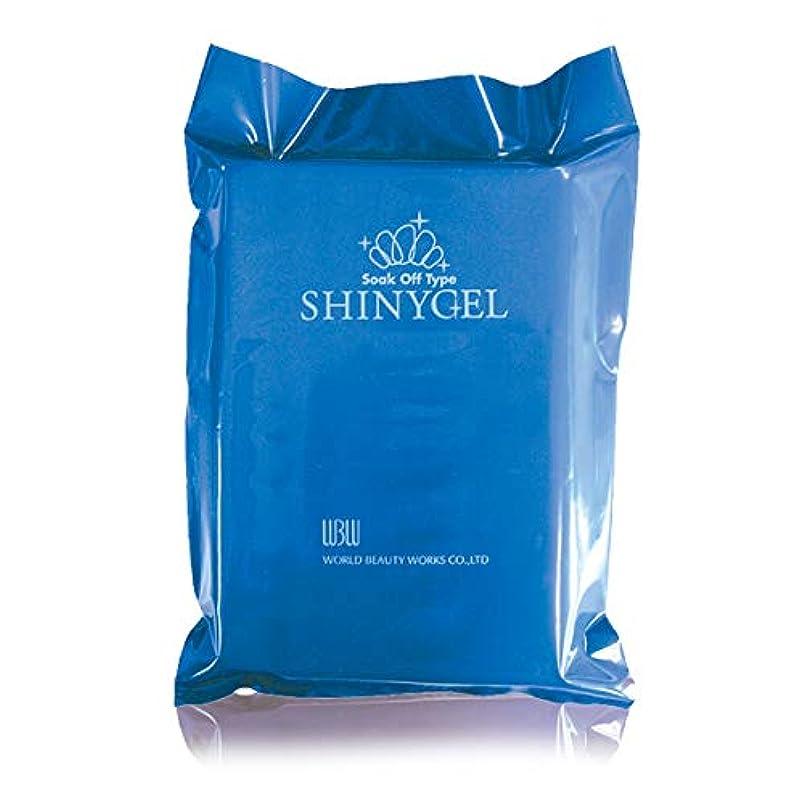 雇用者コミット付添人SHINYGEL シャイニージェル ジェルワイプ 24枚×3シート