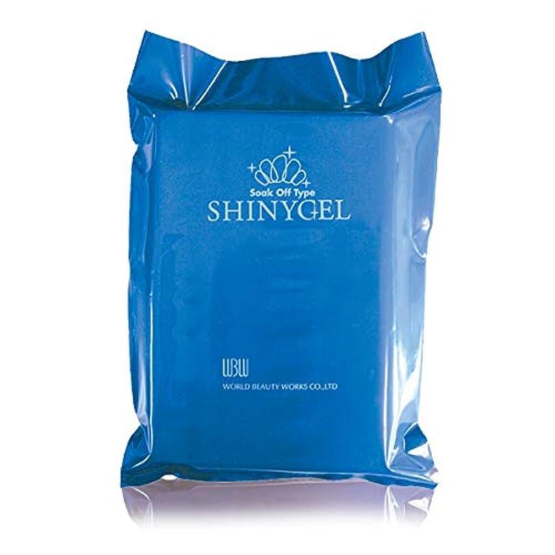 たくさんの純粋な充電SHINYGEL シャイニージェル ジェルワイプ 24枚×3シート