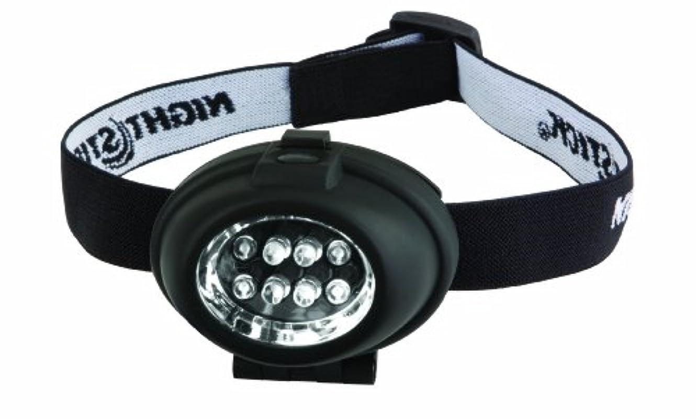 ルアーセットアップスノーケルBayco BYNSP-2208 Adjustable Headband Multi Light 8-8 Lumens