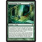 Magic: the Gathering - Summoning Trap (184) - Zendikar by Wizards of the Coast [並行輸入品]