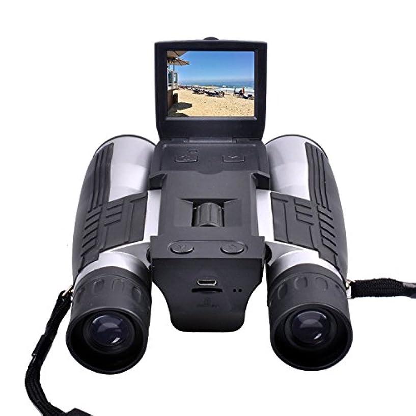 魅力的であることへのアピール巻き戻す個性双眼鏡カメラ Camking 1080P  デジタルカメラ 双眼鏡カメラ(2