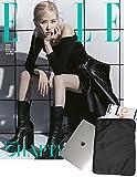 ★ロゼ折りたたみポスター贈呈★韓国雑誌 ELLE(エル) 2021年 6月号 (BLACKPINKのロゼ表紙 D TYPE/BLACKPINKのジス、SEVENTEENのスングァン、キム・ウビン、SHINeeのオンユ&DAY6のウォンピル&GOT7のヨンジェ記事)