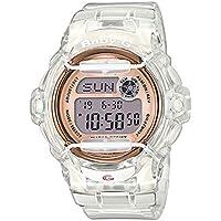 Casio Baby G Women BG169G-7B Year-Round Digital Automatic White Watch