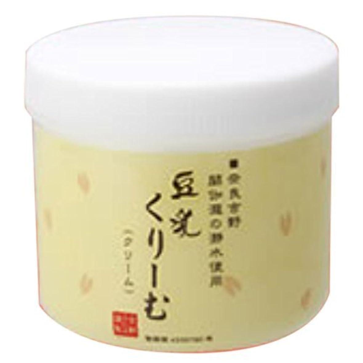 蜜ヒューム選択する吉野ふじや謹製 とうにゅうくりーむ (豆乳美容クリーム)
