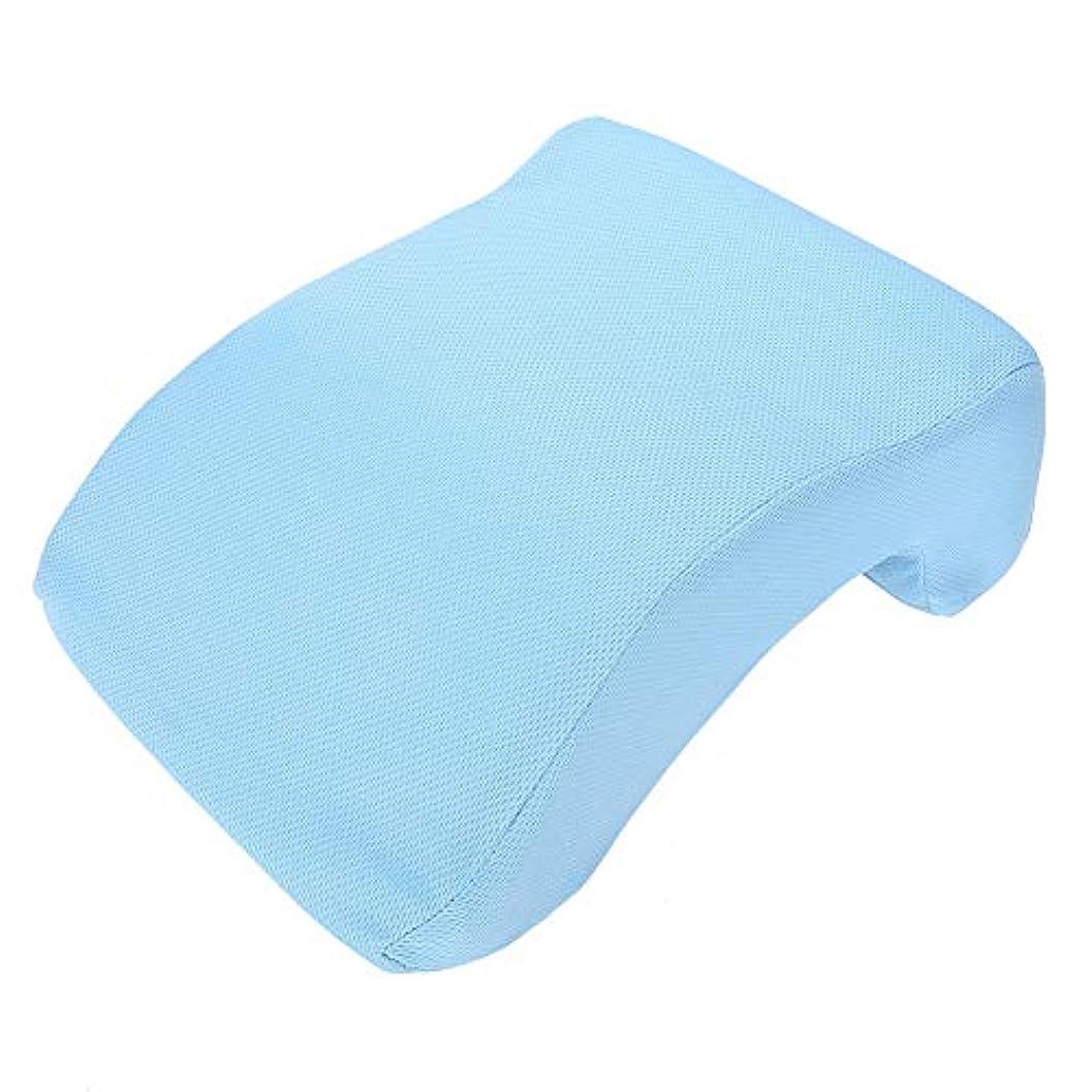 コンドーム干し草故意の低反発まくら ピロー マッサージ枕 首?頭?肩をやさしく支える 安眠枕 快眠グッズ 柔らかい 洗えるやすい