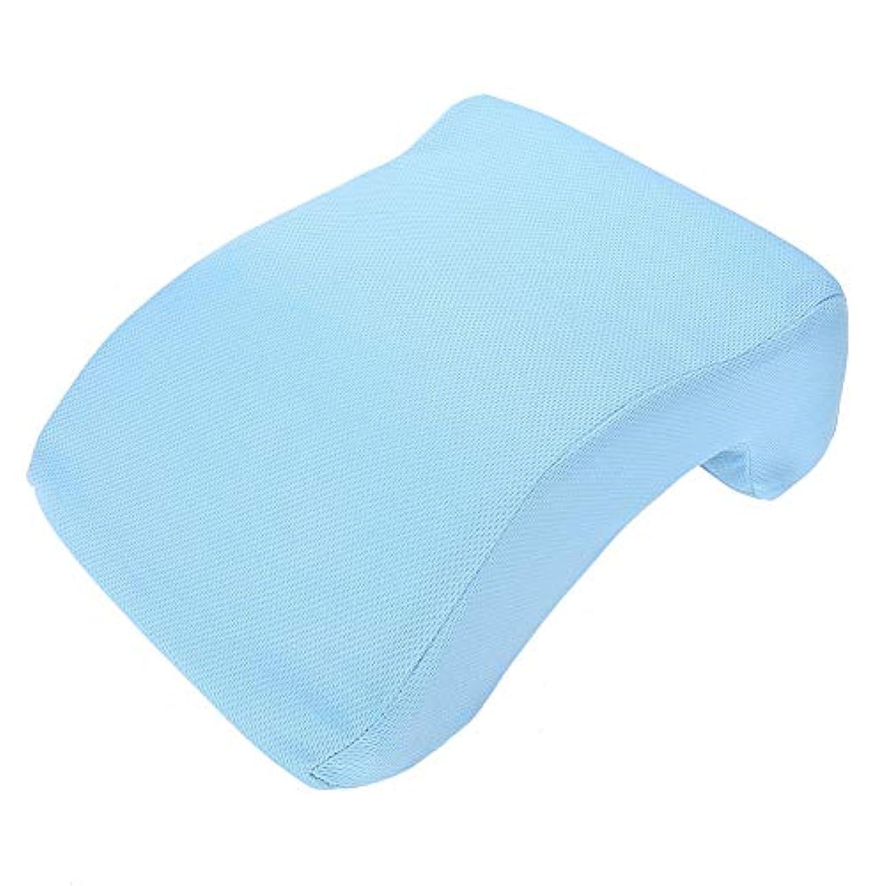 ガードに渡って手足低反発まくら ピロー マッサージ枕 首?頭?肩をやさしく支える 安眠枕 快眠グッズ 柔らかい 洗えるやすい