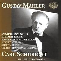 Mahler:Live Recordings 1958