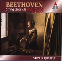 ベートーヴェン:弦楽四重奏曲第5番/同第6番