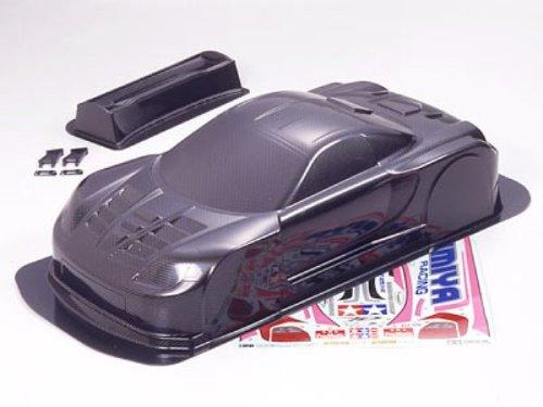 MR-Sレーシング カーボンプリントボディ
