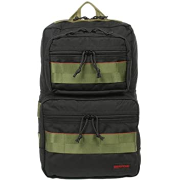 Compact Pack: Black / Moss