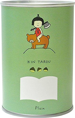 2コ入り パン缶 kobap 金太郎 チョコ