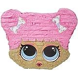 かわいい人形ピニャータ - 誕生日パーティーゲーム 手作り装飾 部屋の装飾 女の子のコレクションに