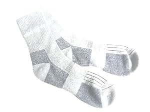 【ノーブランド】CoolMax クールマックス トレッキングソックス 2足組 登山用 靴下 ウォーキング トレッキング 吸汗・速乾 抗菌・防臭