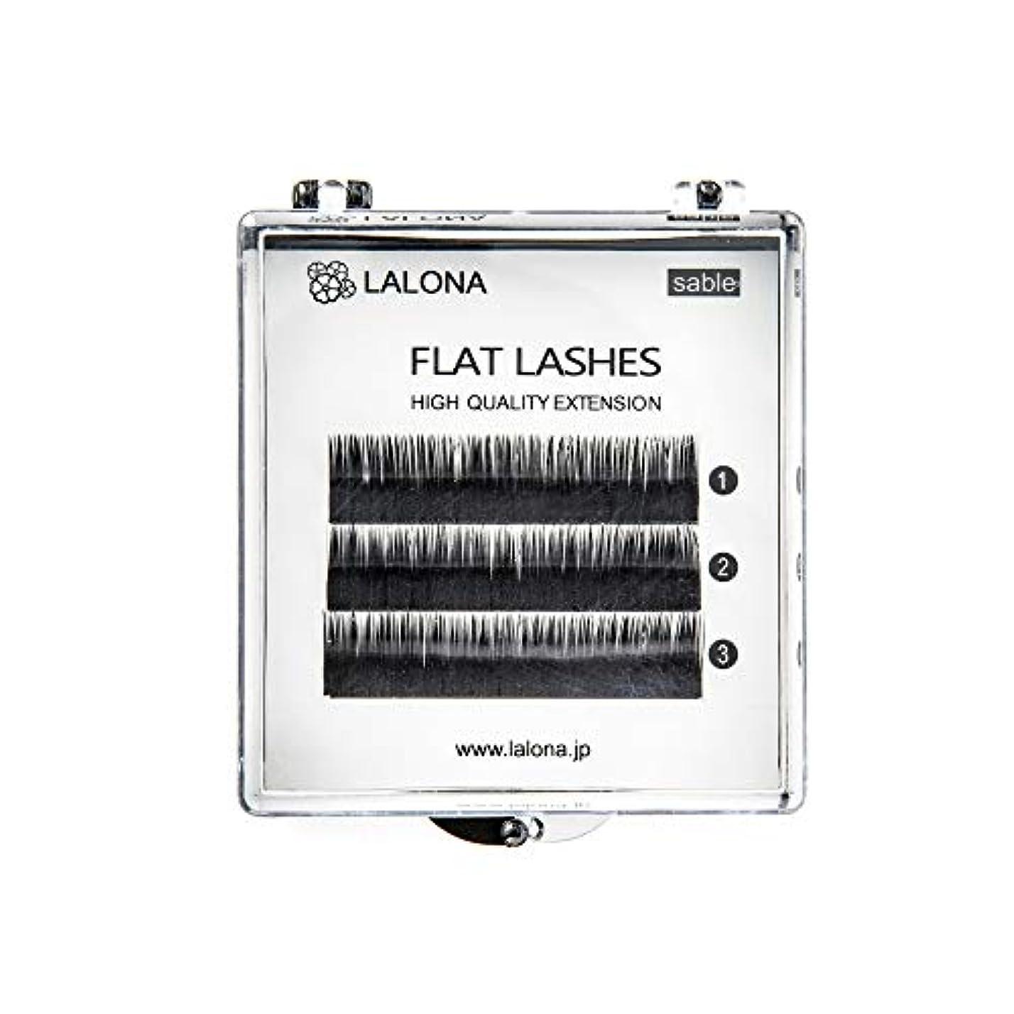扱うファイル最近LALONA [ ラローナ ] フラットラッシュ (BLK) (3列) まつげエクステ 平面加工 Lディテール ブラック (Jカール 0.1 / 10mm)