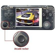 RETRO GAME 3.0インチIPS携帯ゲーム機 内蔵3000ゲーム レトロ 1800mAh 10シミュレータ ロッカーボタン 14.66.62.1cm