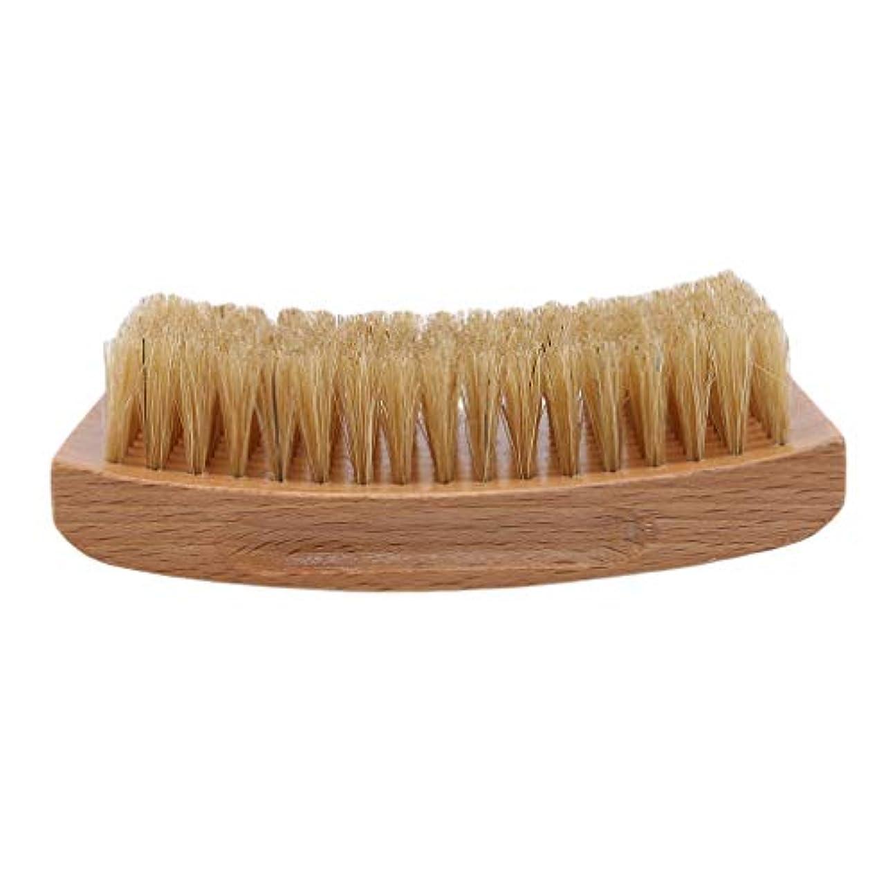 虫を数える宿題をするカーペットLargesoy ひげブラシ シェービングブラシ 理容 洗顔 髭剃り 泡立ち ひげ剃り 美容ツール シェービング用アクセサリー 1#