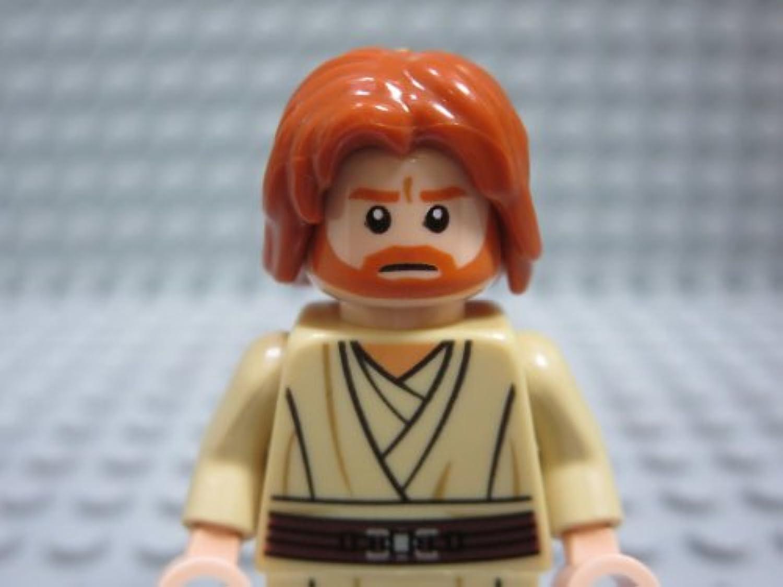 レゴ ミニフィグ【スターウォーズ 489】 Obi-Wan Kenobi_E