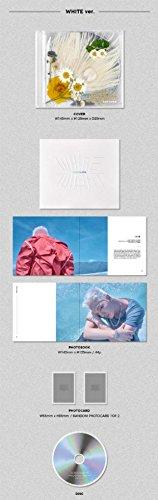 テヤン (BIGBANG) 3集 - WHITE NIGHT (ランダムバージョン)