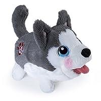 Chubby Puppies Plush Husky [並行輸入品]