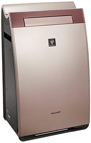 シャープ 加湿空気清浄機 プレミアムモデル プラズマクラスター25000 26畳 / 空気清浄 46畳 ゴールド KI-GX100-N