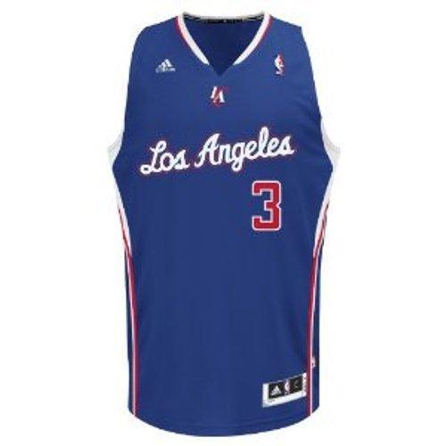 NBAロサンゼルスクリッパーズブルーSwingman Jerseyクリス・ポール・# 3 3L