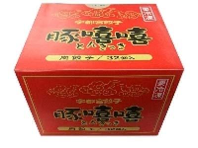 クール便 フタバ食品 宇都宮餃子 とんきっき 肉餃子 32個入 x2