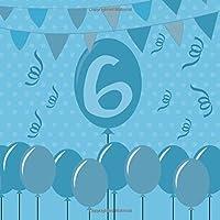 6: libro degli ospiti per il tuo compleanno