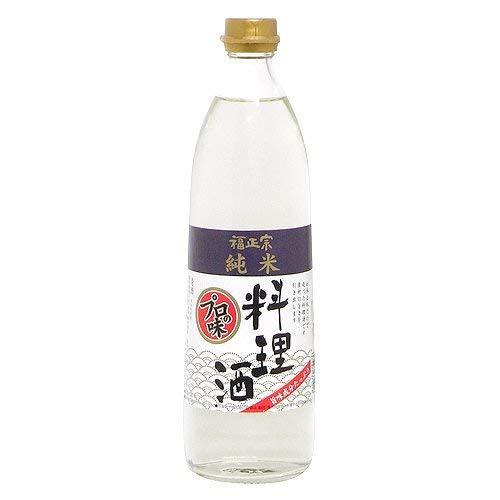 福光屋 福正宗 純米料理酒 900mL