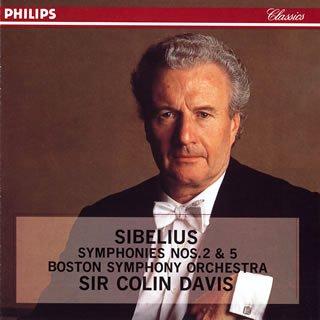 シベリウス:交響曲第2&5番