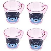 公式 Kakao Friends カカオフレンズ 楽なカップ ベビー用コップ 4個セット NEO ネオ