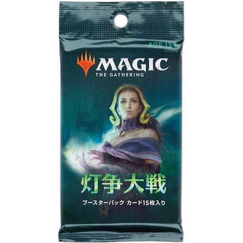 マジック:ザ・ギャザリング 灯争大戦 ブースターパック 日本語版 36パック入りBOX