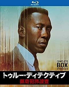 トゥルー・ディテクティブ 猟奇犯罪捜査 ブルーレイ コンプリート・ボックス (3枚組) [Blu-ray]