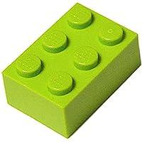 LEGOブロック?純正パーツ<ブロック>Lime ?2×3 【並行輸入品】