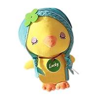 小さなぬいぐるみ動物玩具ファッションドール素敵なソフトぬいぐるみ玩具賞の贈り物
