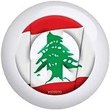 レバノンメヨト国旗ボーリングボール