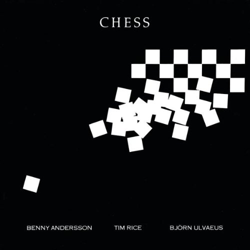 Chess (1986 London Concept Cast - 1997 Polydor Slimline Release)