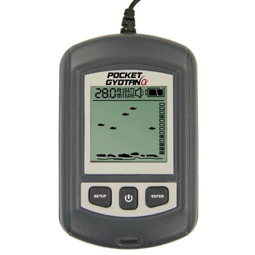 大作商事 小型魚群探知機 ポケット魚探α DPG-DF52