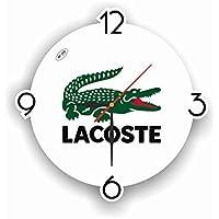 Lacoste 11'' 掛け時計 (ラコステ) あなたの友人やご家族のための最高のプレゼントです。