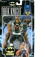 "BATMAN LEGEND OF THE DARK KNIGHT "" CLAYFACE "" MOC"