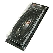 Vital Audio ( ヴァイタルオーディオ ) VPC-7.0M カールコード(7m/S-L) 奥田民生絶賛のケーブル ロック・パンクには欠かせない