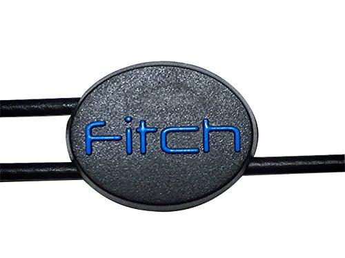フィッチ【Fitch】【Blue/L】 メガネやサングラスがズレてしまってお困りのあなたへ!!メガネやサングラスをつけて作業や運動をされる方に最適のスポーツメガネバンド!!従来品と比べ使いやすさと耐久性を大幅に向上しました!!実用新案登録取得(第3199257号)・意匠登録取得(第1584451号)!!安全安心の日本製!! (L, Blue)