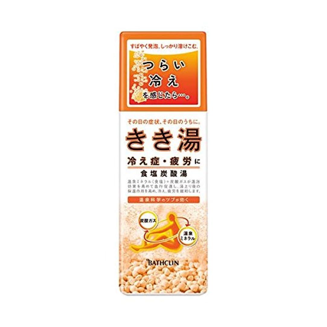 スクリューアストロラーベリダクターきき湯 食塩炭酸湯 × 10個セット