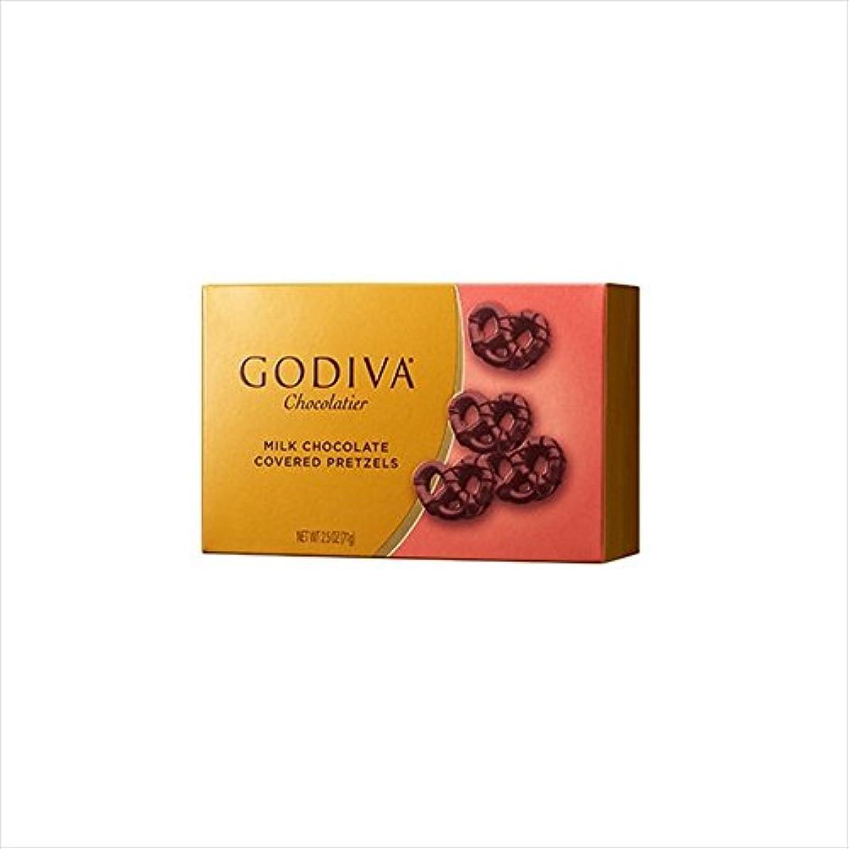 非効率的な眠いです絡まるゴディバ (GODIVA) チョコレート ミニプレッツェル