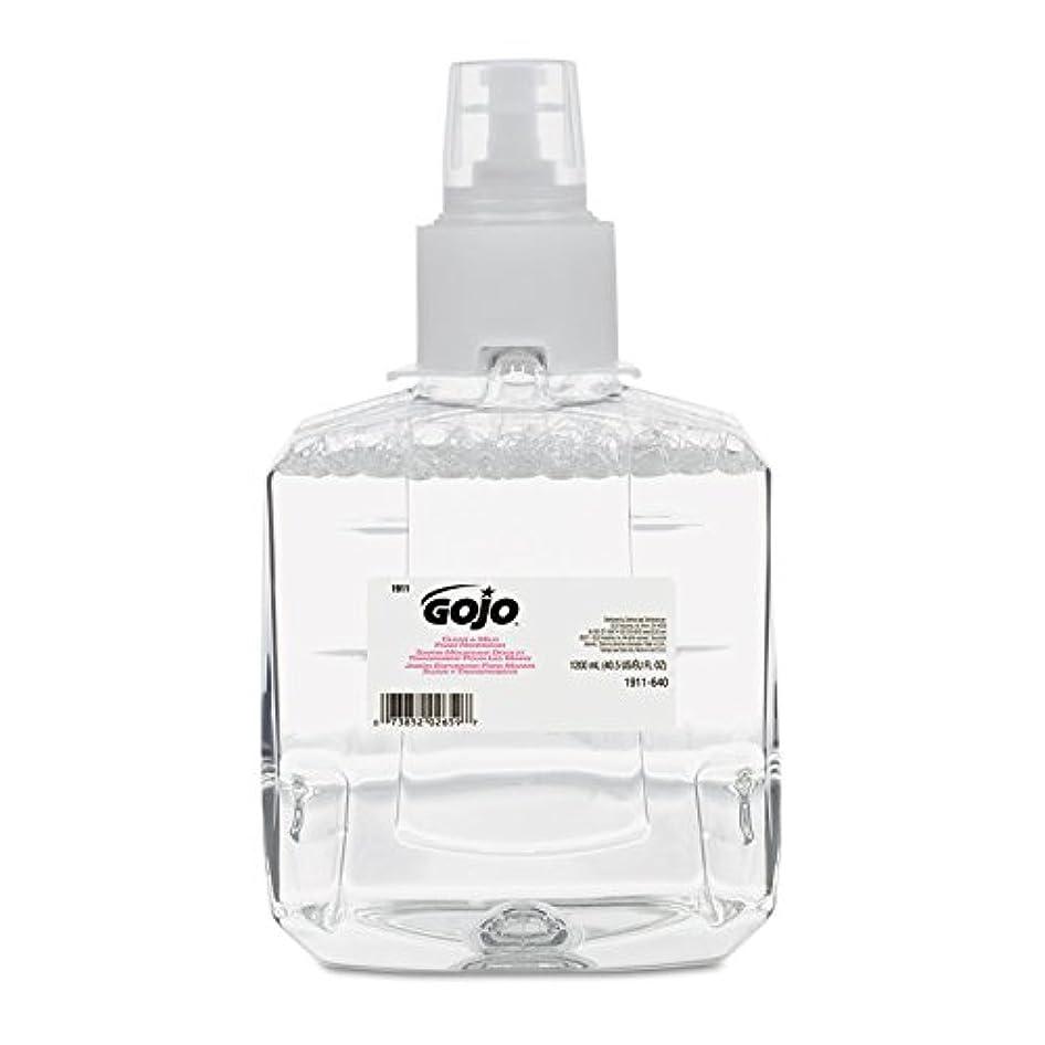 goj131103 – クリアMild Foam Handwash、700 ml詰め替え、無香