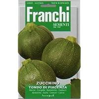 【FRANCHI社種子】【146/17】丸ズッキーニ TONDA DI PIACENZA